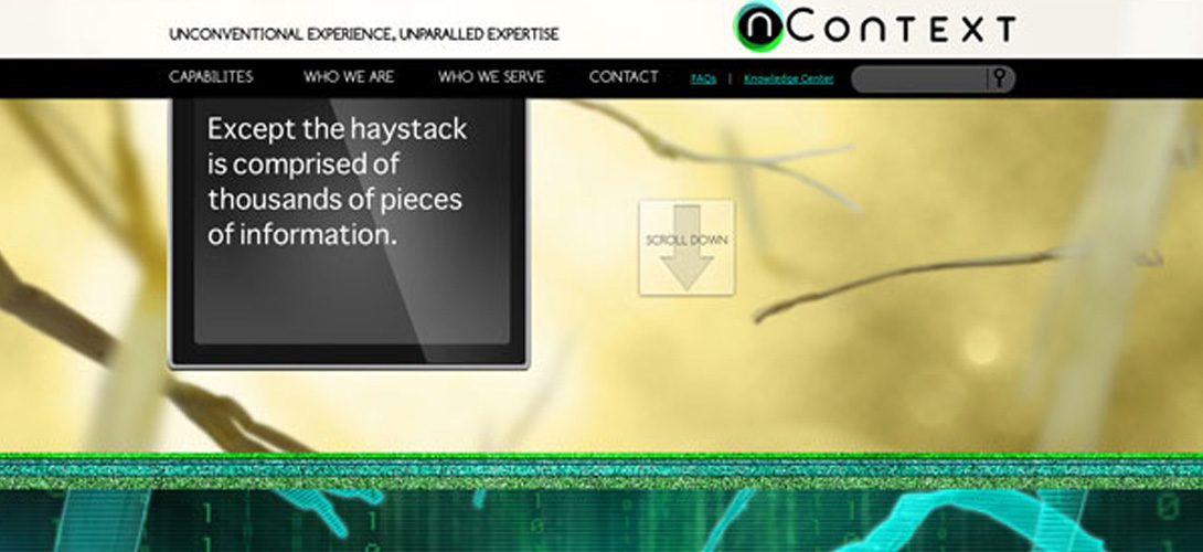 nContext Website